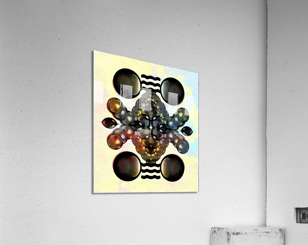 Hado Energy 12  Acrylic Print
