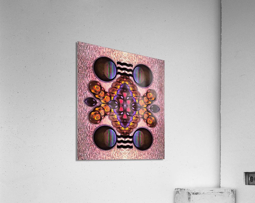 Hado Energy 4  Acrylic Print