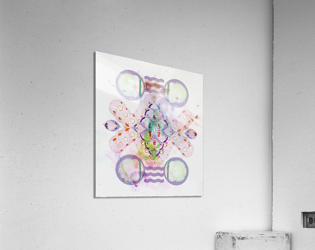 Hado Energy 18  Acrylic Print