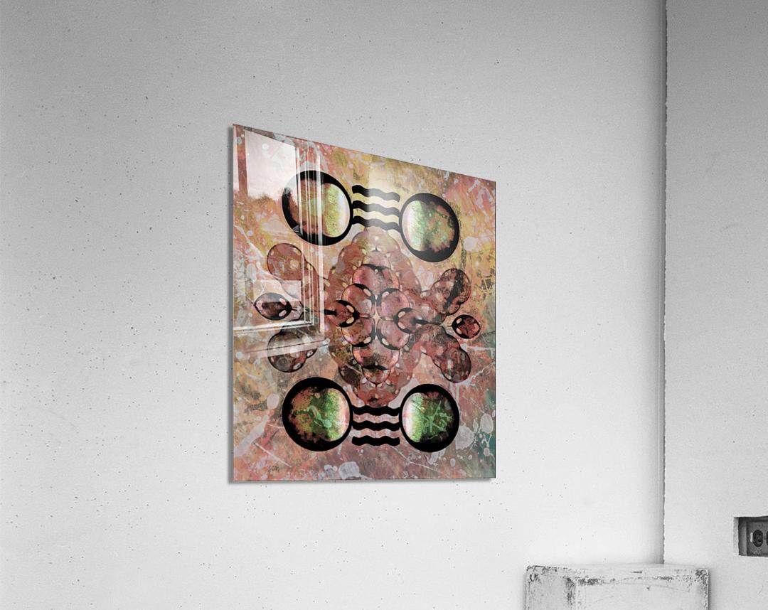 Hado Energy 20  Acrylic Print