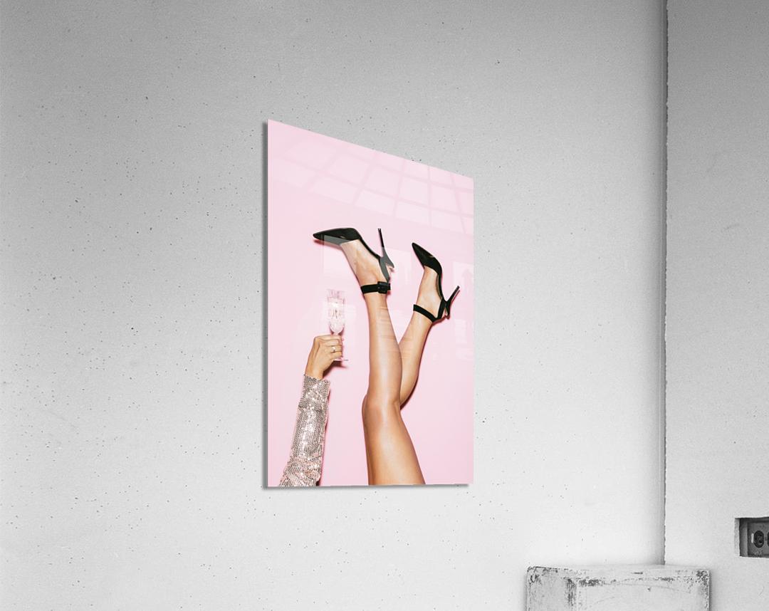 Cheers Disco  Acrylic Print