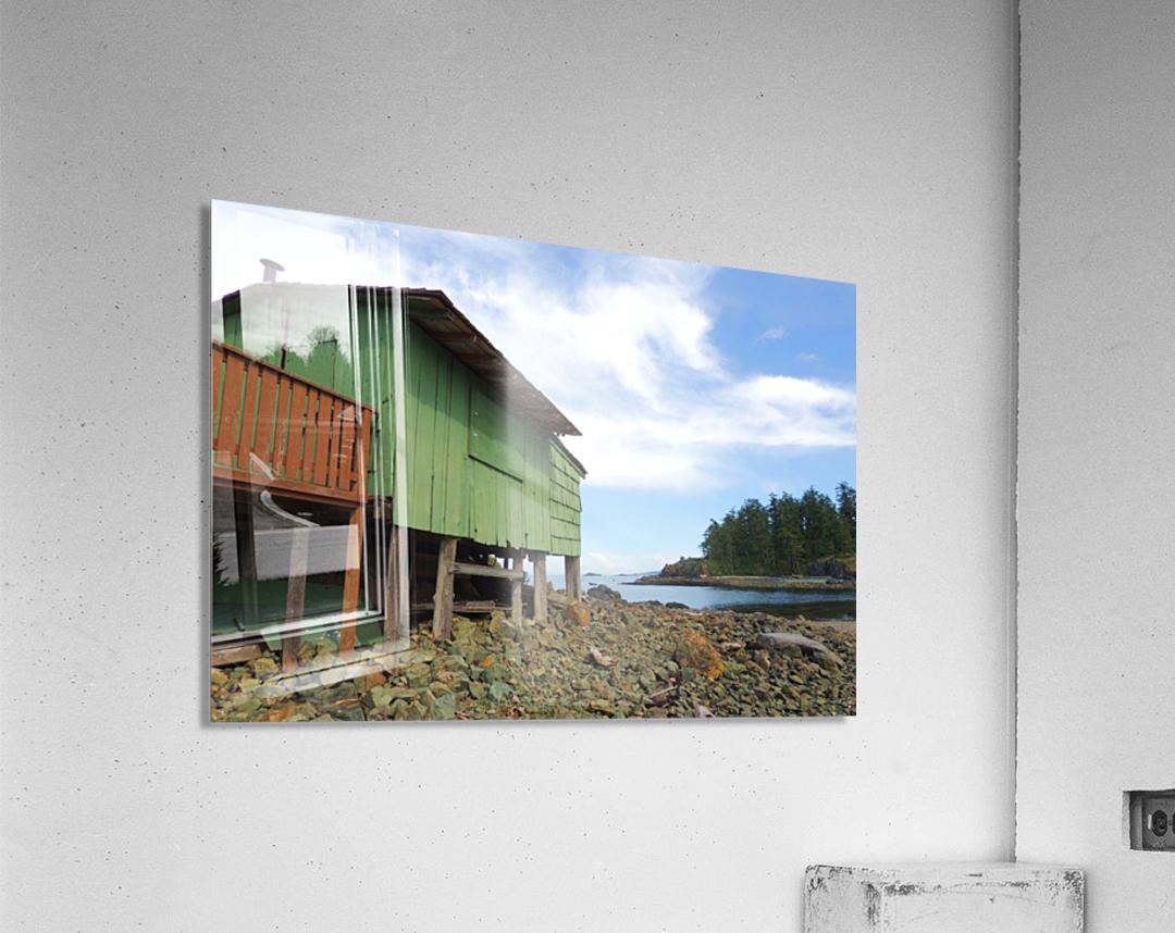 Ghost Island   Acrylic Print