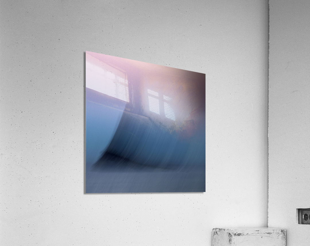 FADED MIND limited edition of 5- 3 left  Acrylic Print