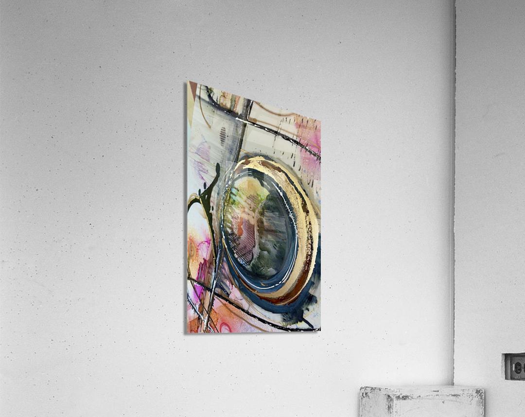 Circle Of Faith  Acrylic Print