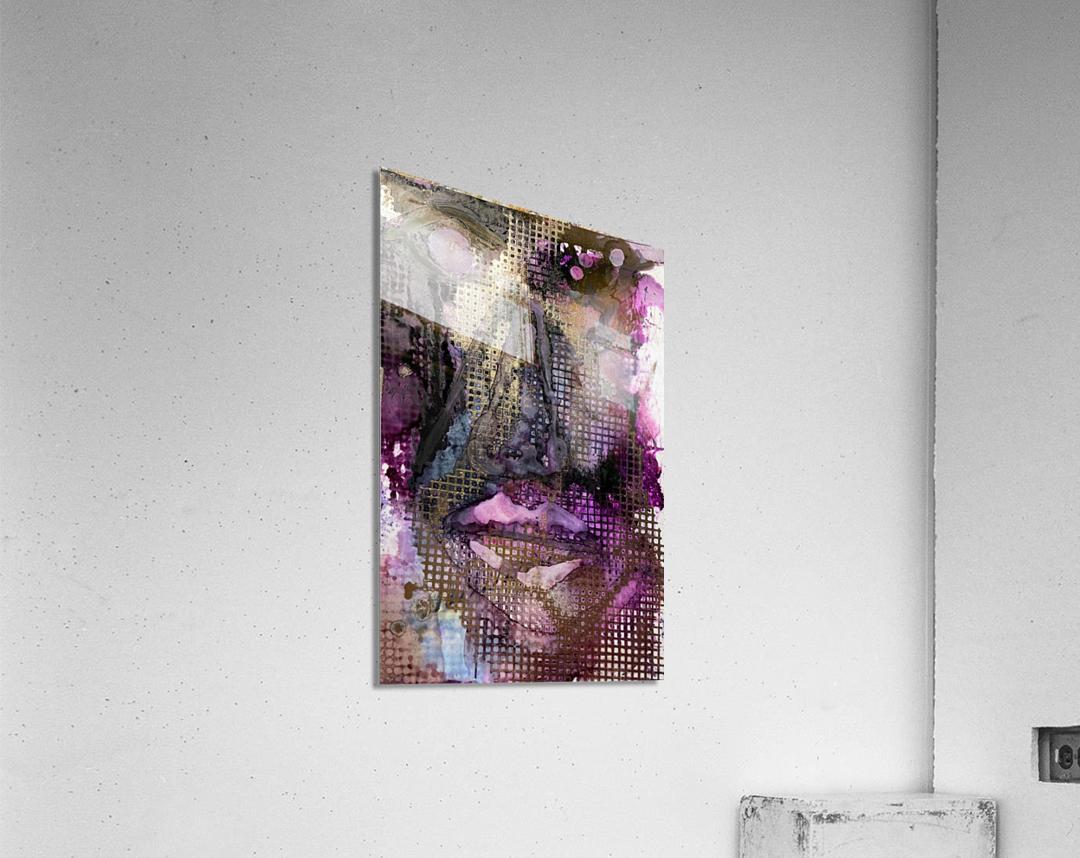 Caught In The Matrix  Acrylic Print