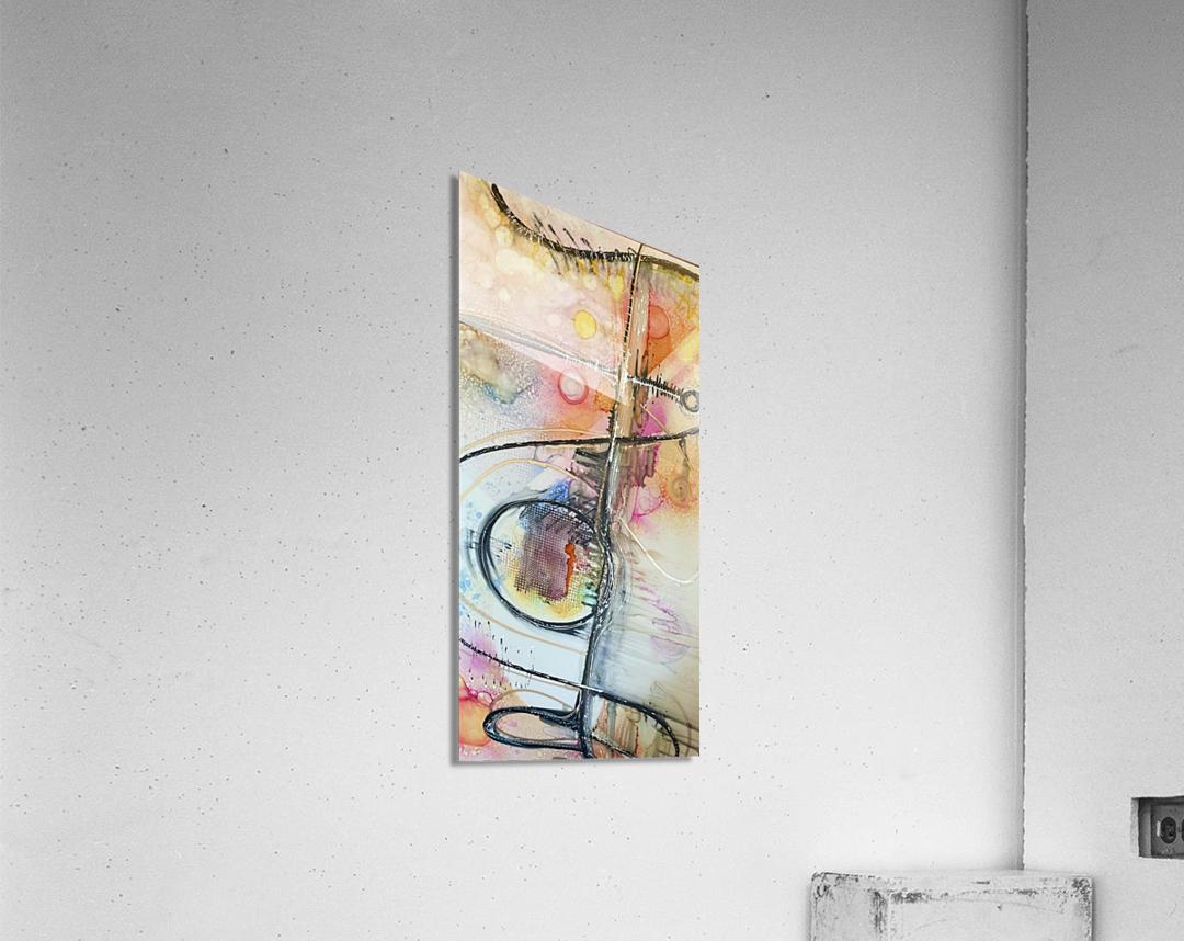 High Frequency   Acrylic Print