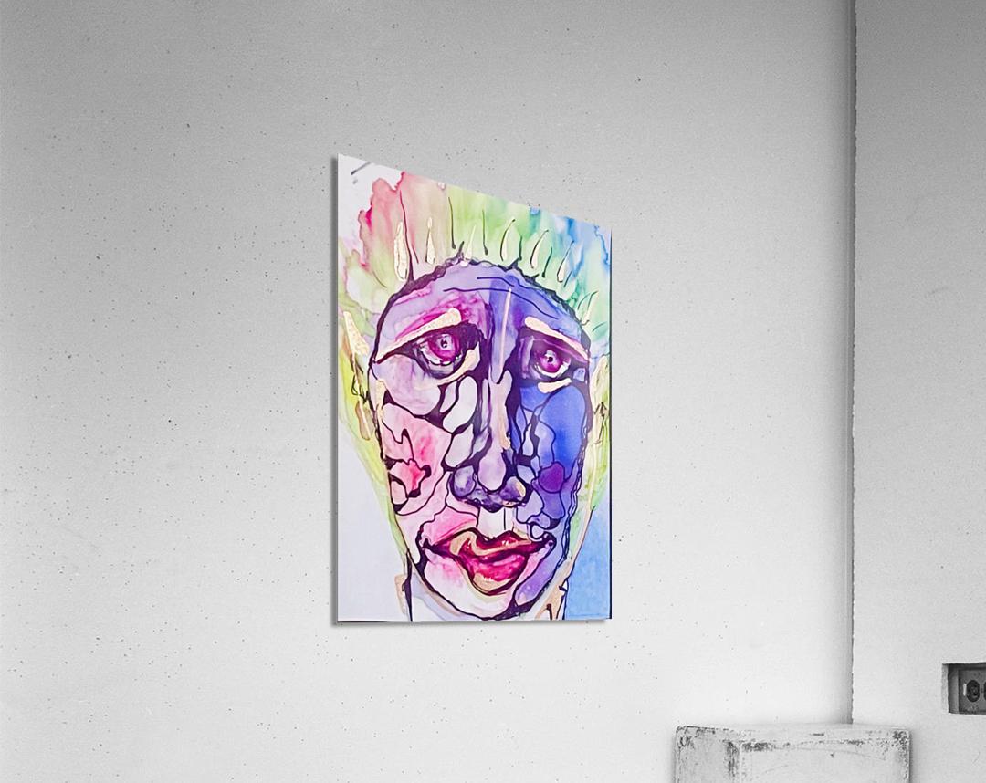 Larry  Acrylic Print