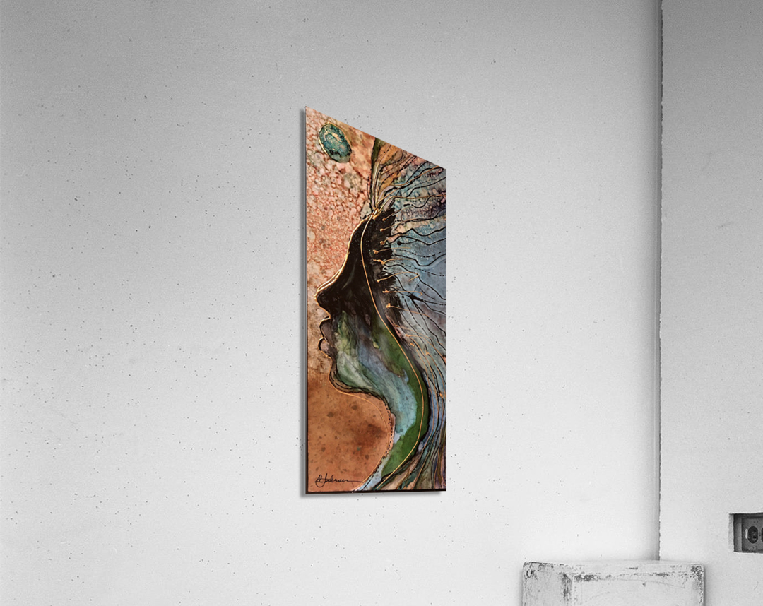 Dream Spell   Acrylic Print