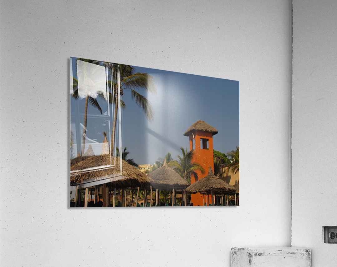 Mazatlan Resort  Acrylic Print