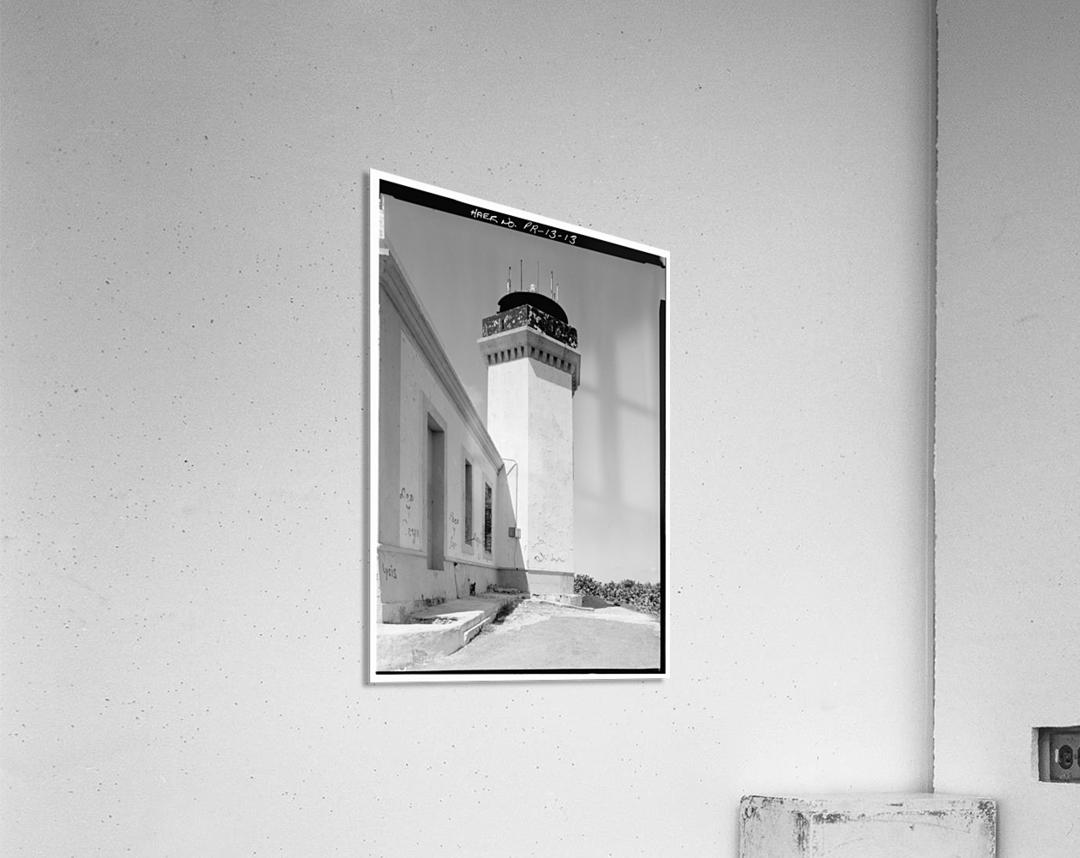 Faro de los Morillos de Arecibo, Puerto Rico  Acrylic Print
