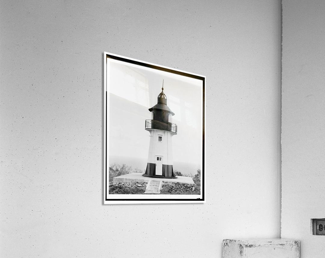 Hams-Bluff-Lighthouse-US-Virgin-Islands  Acrylic Print