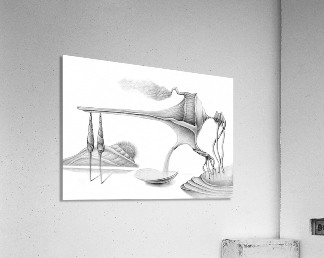 DREAM 01  Acrylic Print