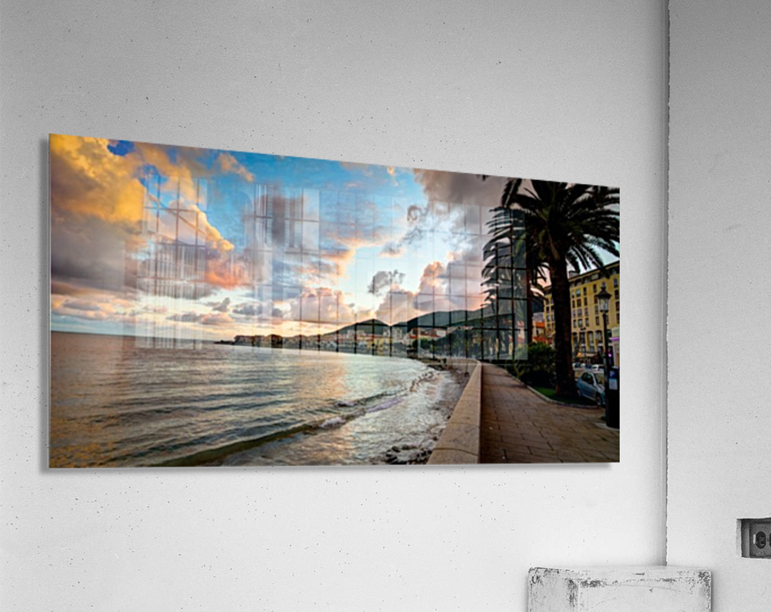 ajaccio  Acrylic Print