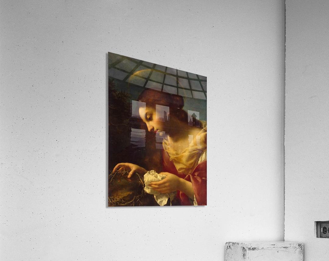 St Mary Magdalene  Acrylic Print