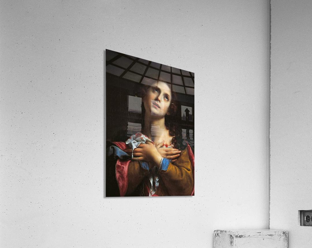Sant Agata  Acrylic Print