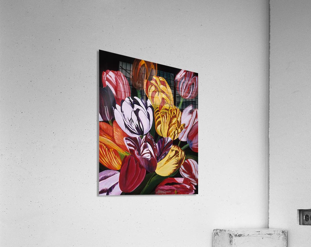 Rembrandts  Acrylic Print