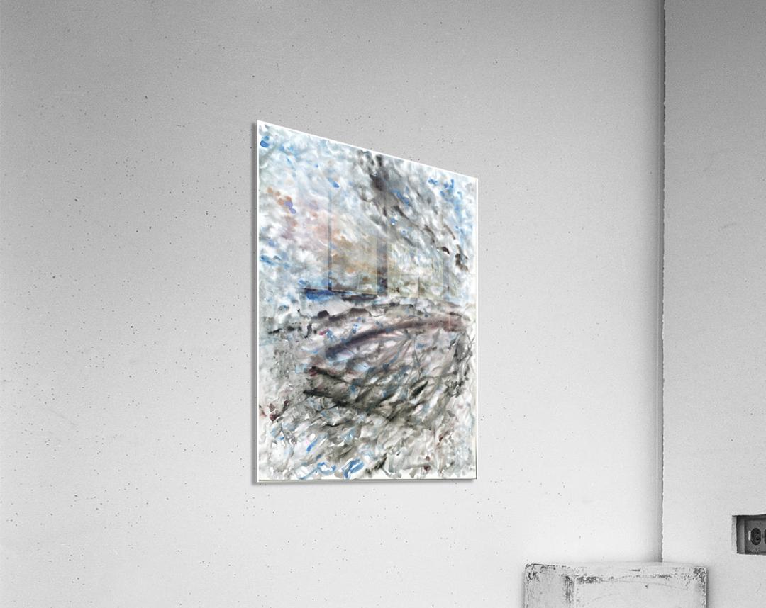 Incertitude  Acrylic Print