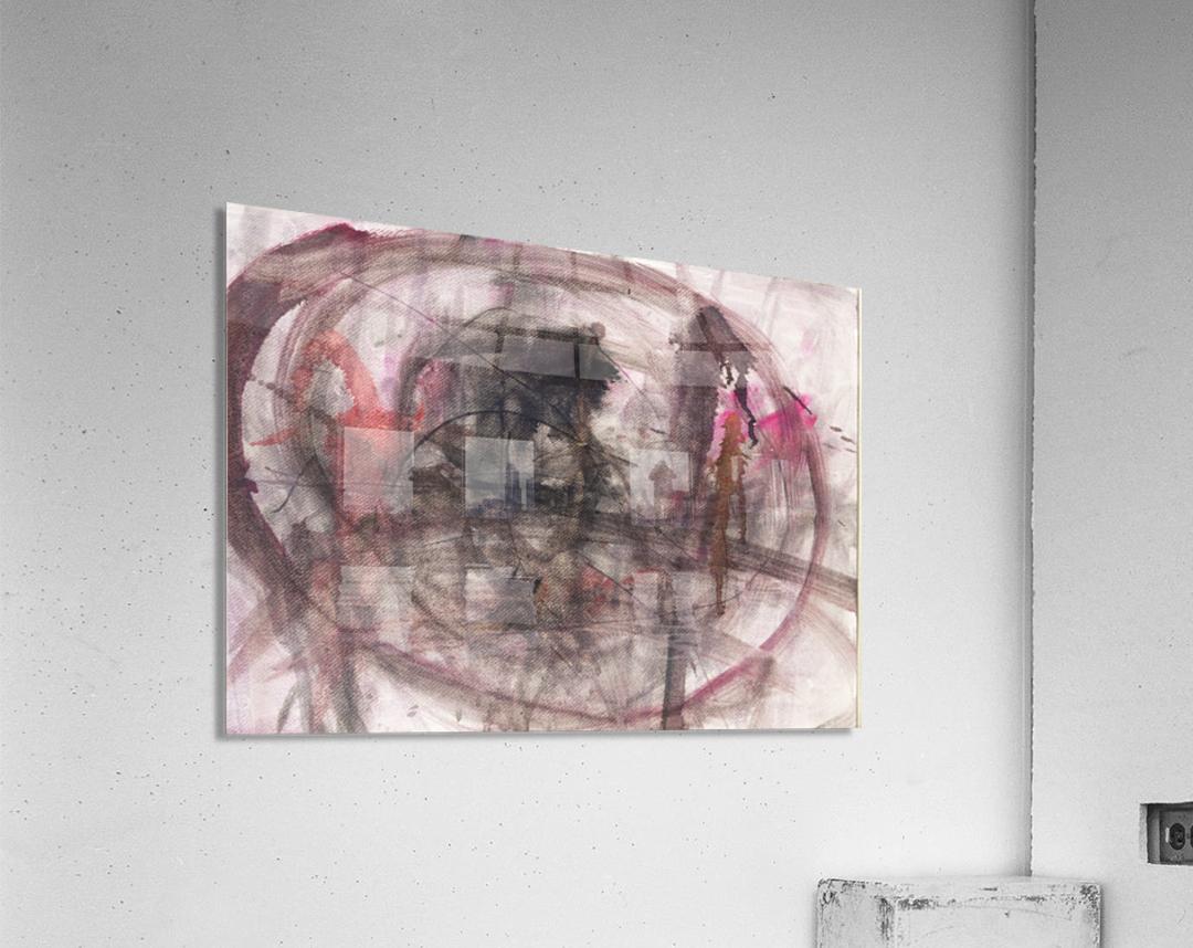 Anger 2  Acrylic Print