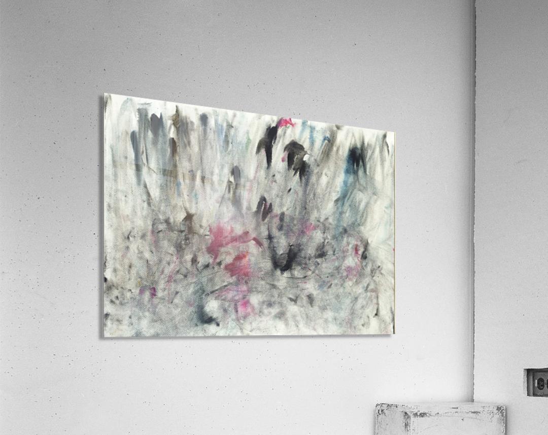 Anger 1  Acrylic Print