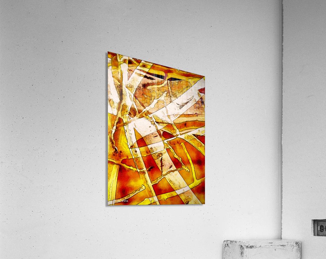 Aspen Near Cabin_141124_17001 HXSYV  Acrylic Print