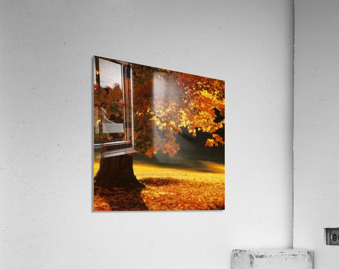 landscape_2_0386  Acrylic Print