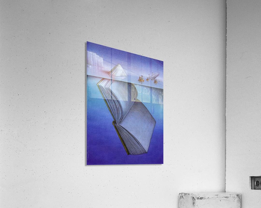 iceberg  Acrylic Print