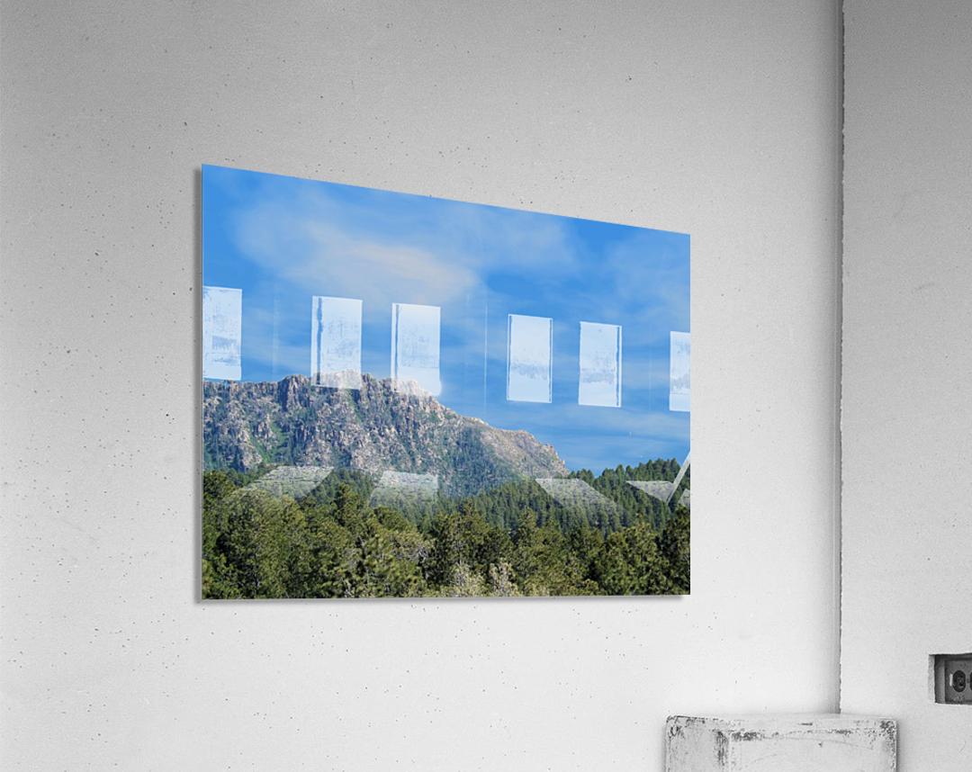 Senic  Acrylic Print