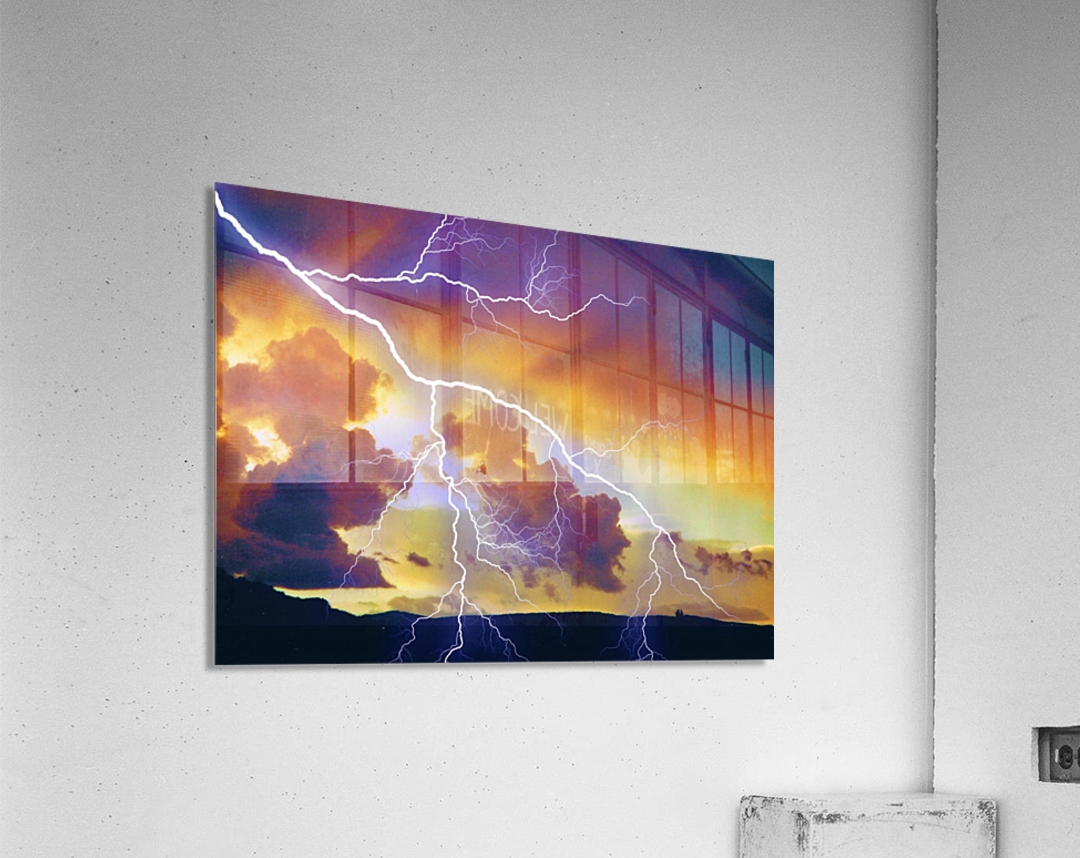 A  Manipulation  Acrylic Print