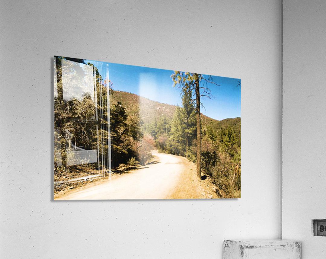 Almost Heaven Arizona  Impression acrylique