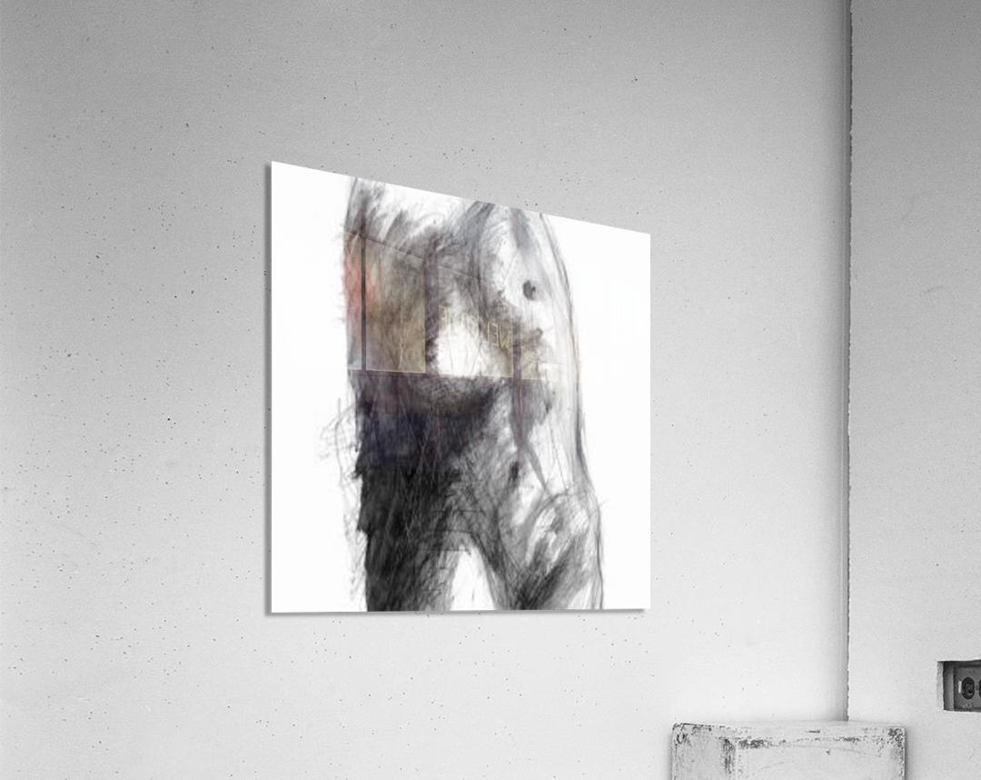 Light and Shadow  Acrylic Print