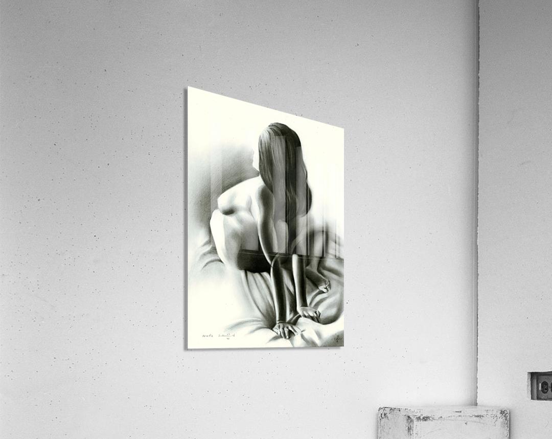 Nude - 03-06-16  Acrylic Print