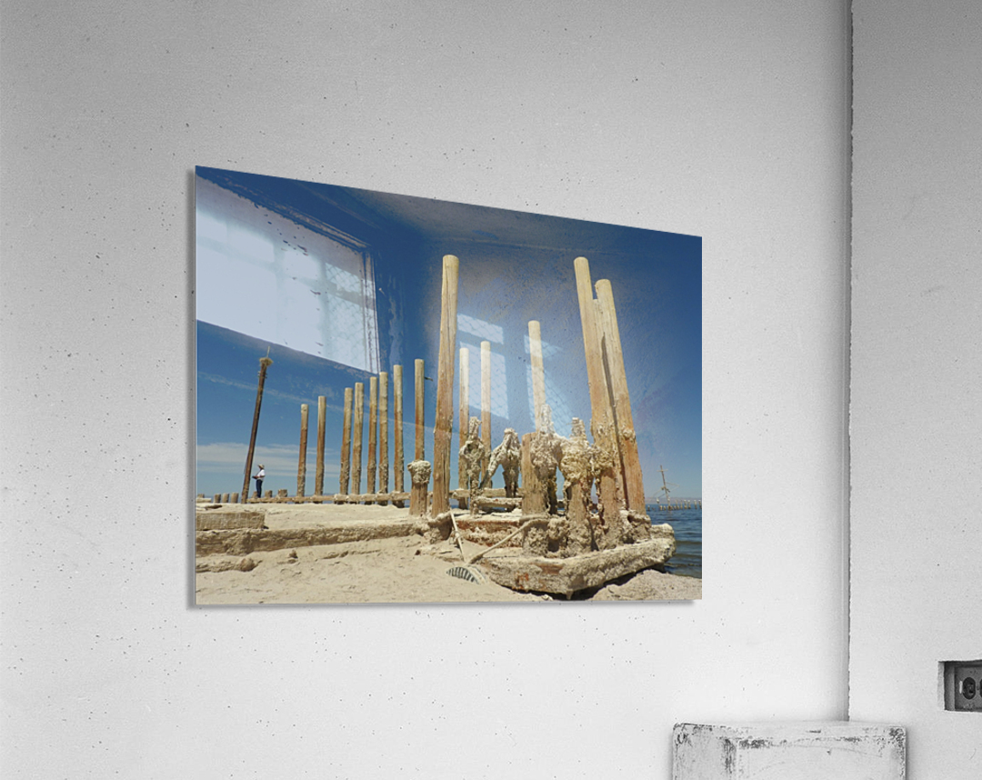 The Time Between  Acrylic Print