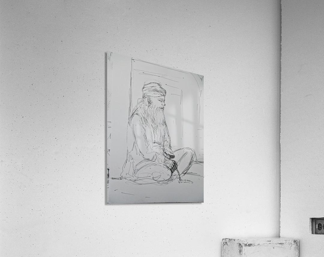 darvesh  Acrylic Print