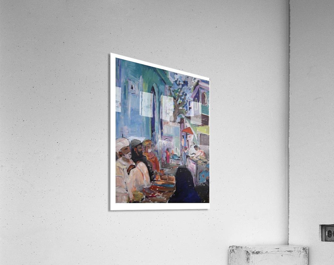 sola siddi[sixteen steps]  Acrylic Print