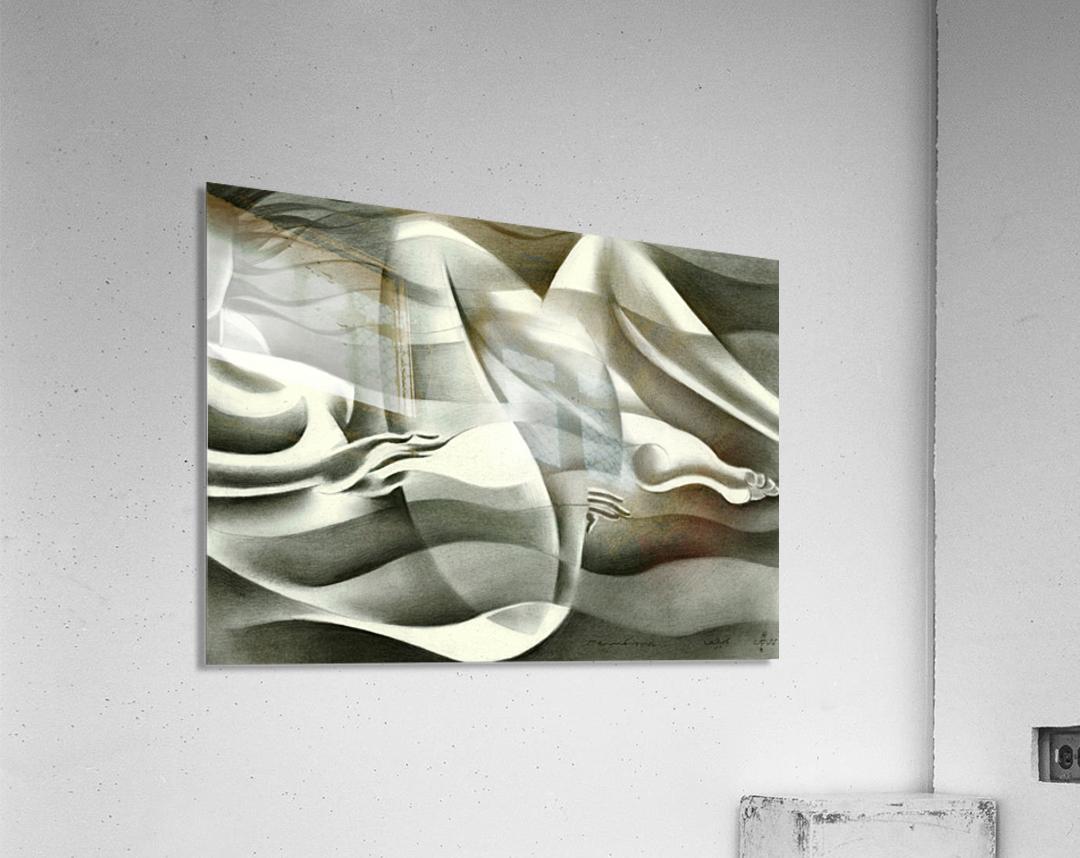Roundism - 19-07-16  Acrylic Print
