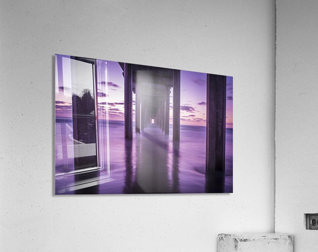 Infinite Loop  Acrylic Print