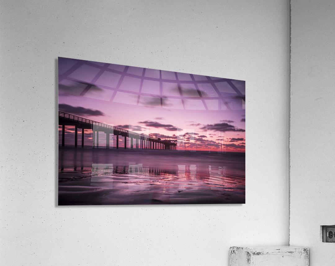 LaJolla Bridge  Acrylic Print