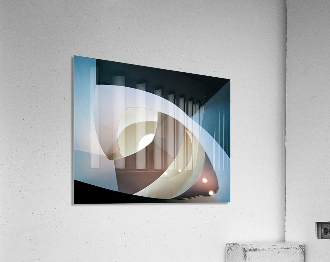 Top light  Acrylic Print