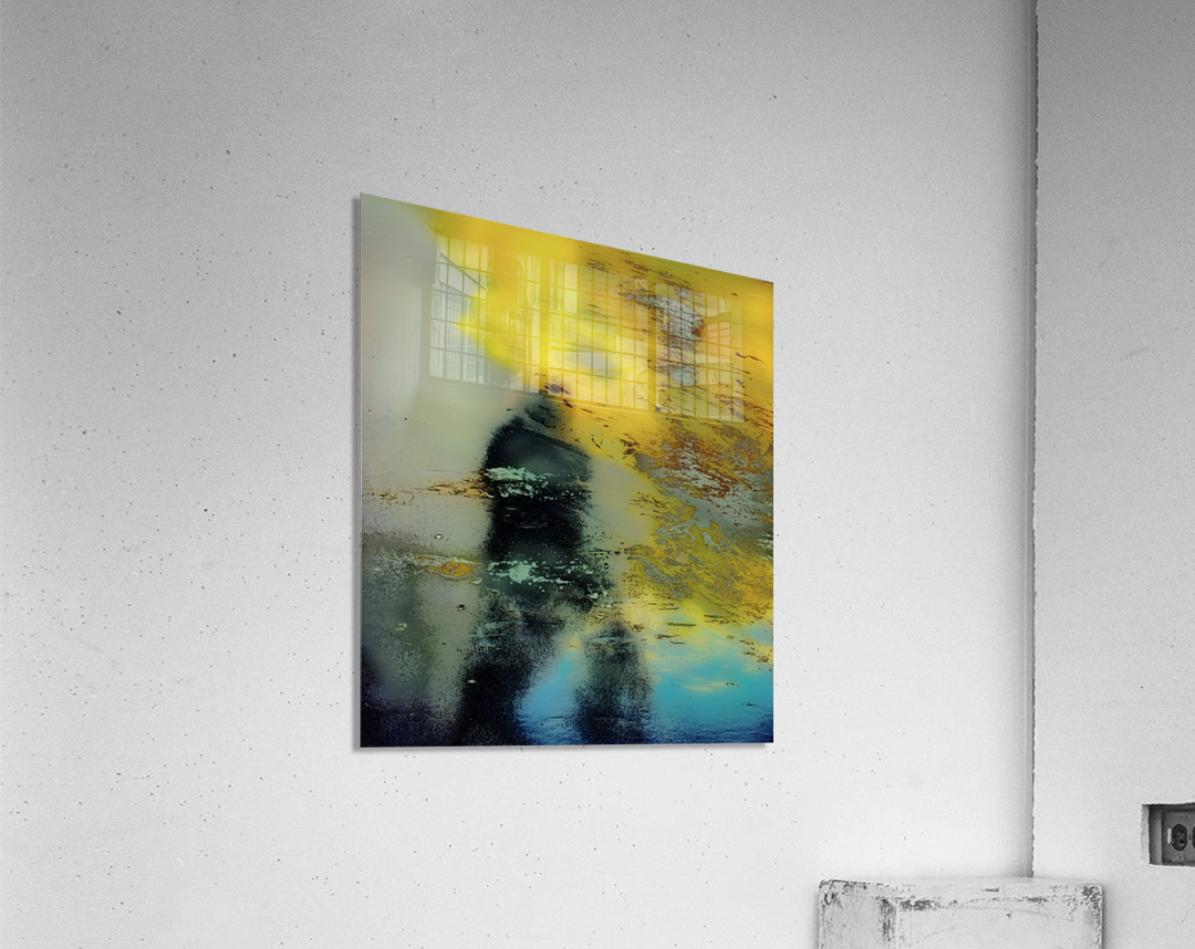 All paths lead to you  Acrylic Print