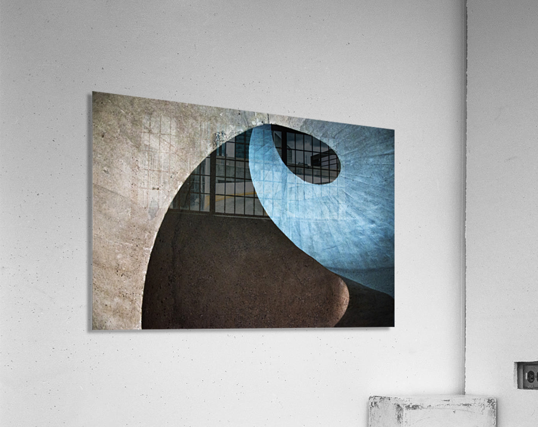 concrete wave  Acrylic Print