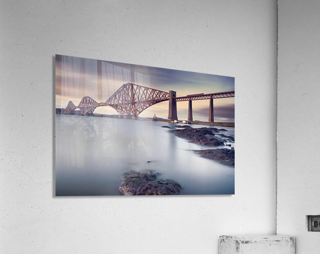 Forth Rail Bridge  Acrylic Print