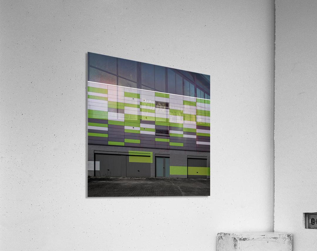 Geometry  Acrylic Print