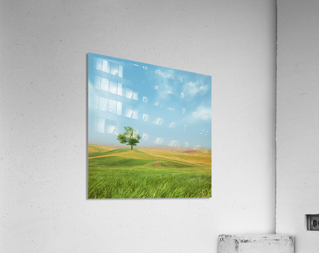 Everything is good  Acrylic Print