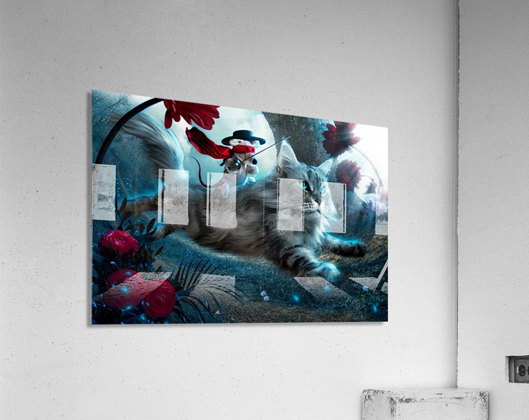 The Hero  Acrylic Print