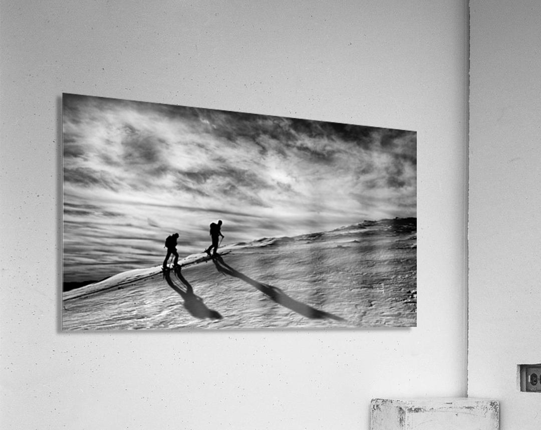 Step by step  Acrylic Print