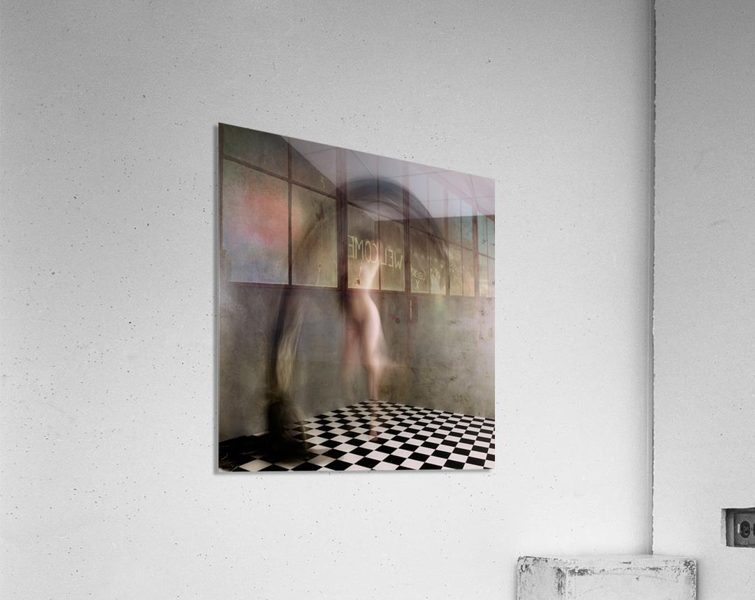Feel the joy  Acrylic Print