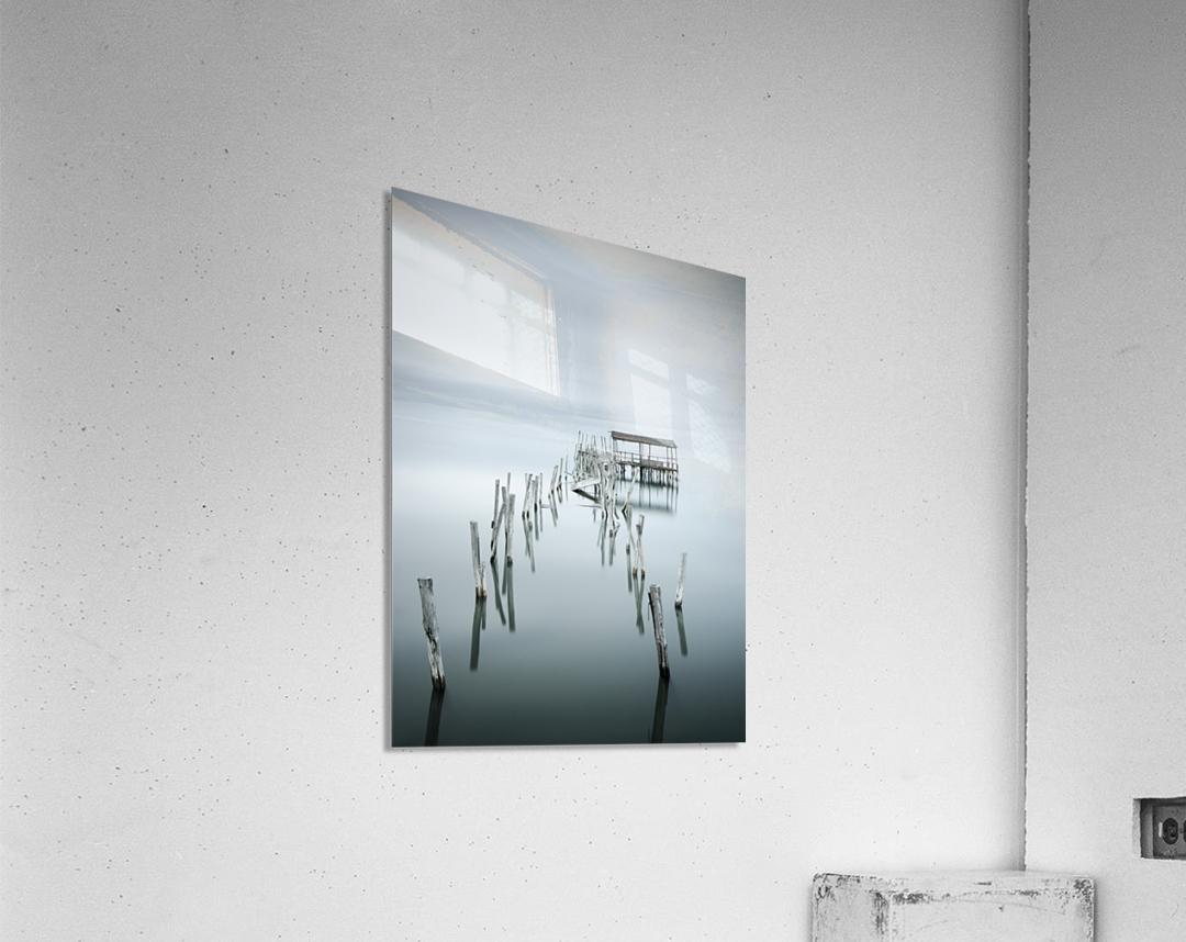 Under Destruction  Acrylic Print