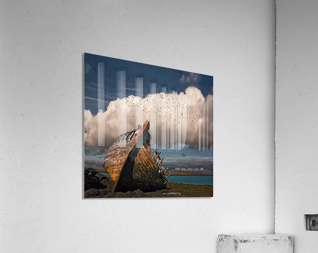 Placid  Acrylic Print