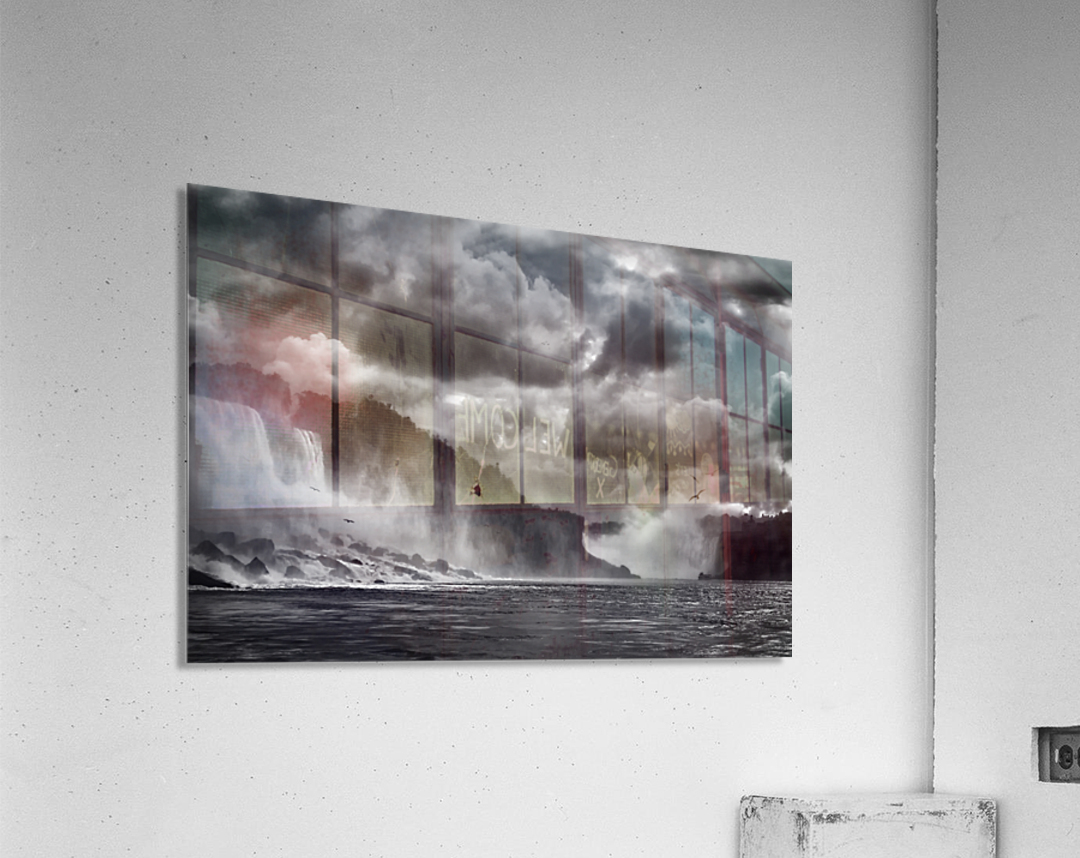 Maid of the Mist  Acrylic Print