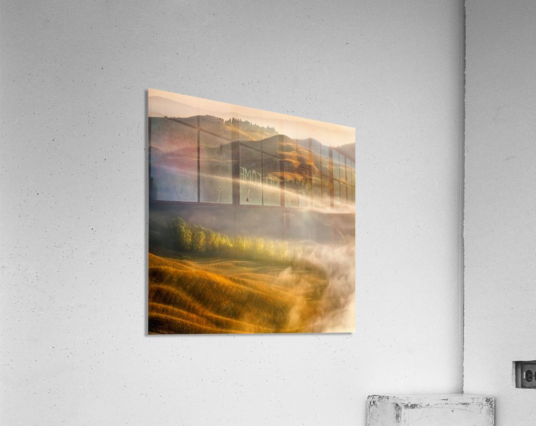 Mists...  Acrylic Print